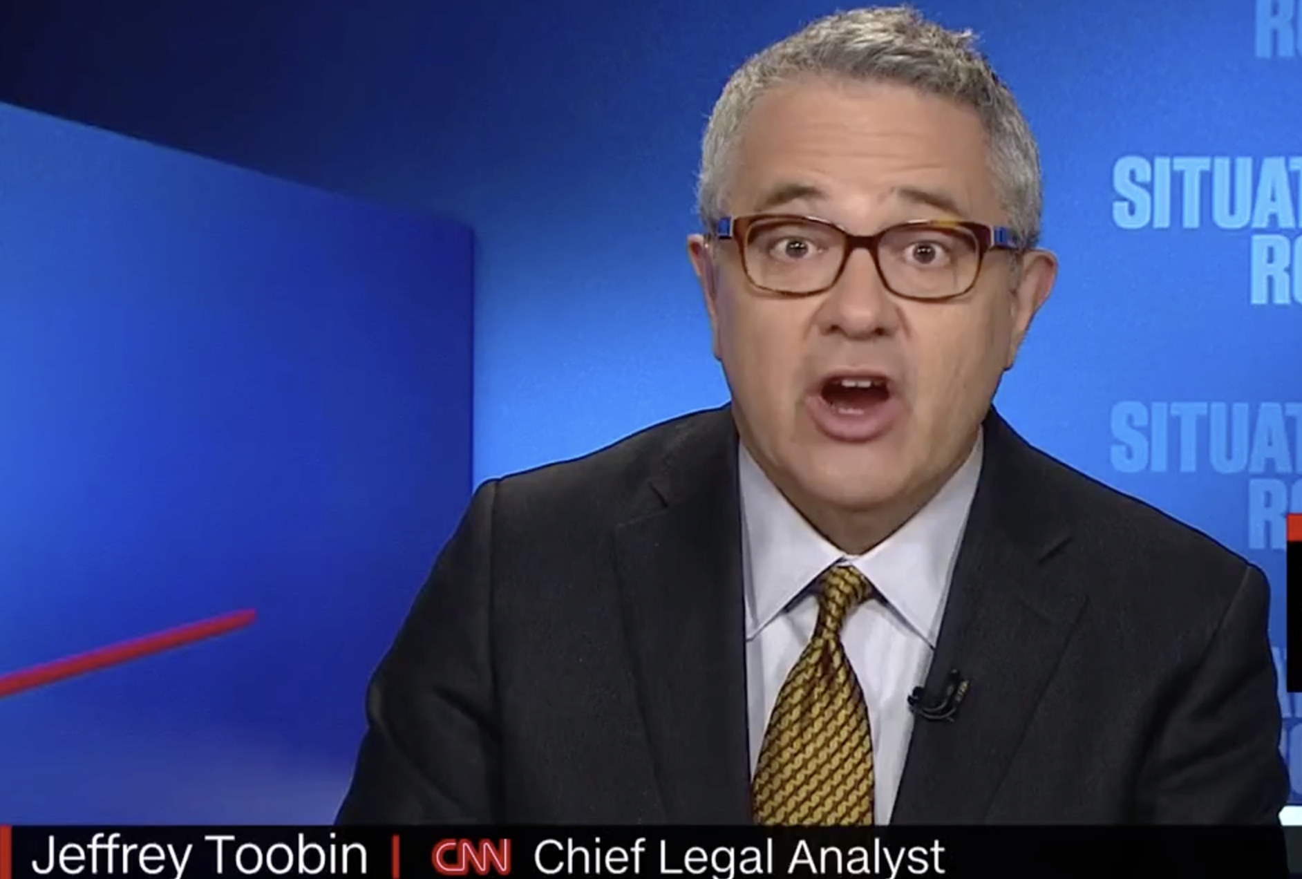 Jeffrey Toobin Shreds Whitaker's Lame Claims: 'What Is He ...