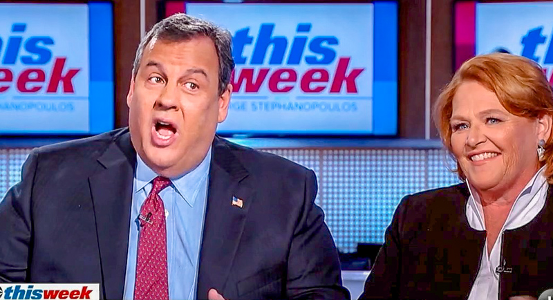 Chris Christie Gets Busted For Lying About Kamala Harris: 'You Know A Thing Or Two About Fanciful Tales'