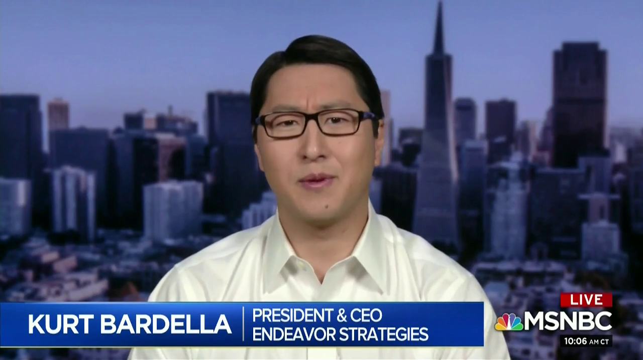 Kurt Bardella Explains Why Democrats Are Never Going To Get A Fair Debate At Fox