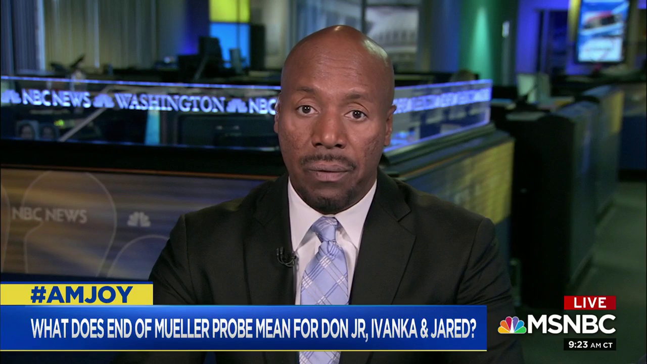 Former Federal Prosecutor: 'I Could Prosecute And Win That Case' Against Don Jr.