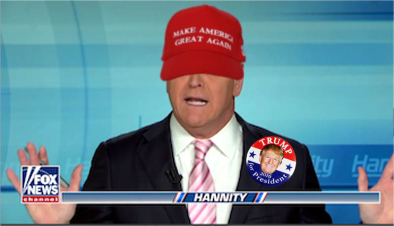 Hannity Advises Trump Staff To Take The Fifth From Now On