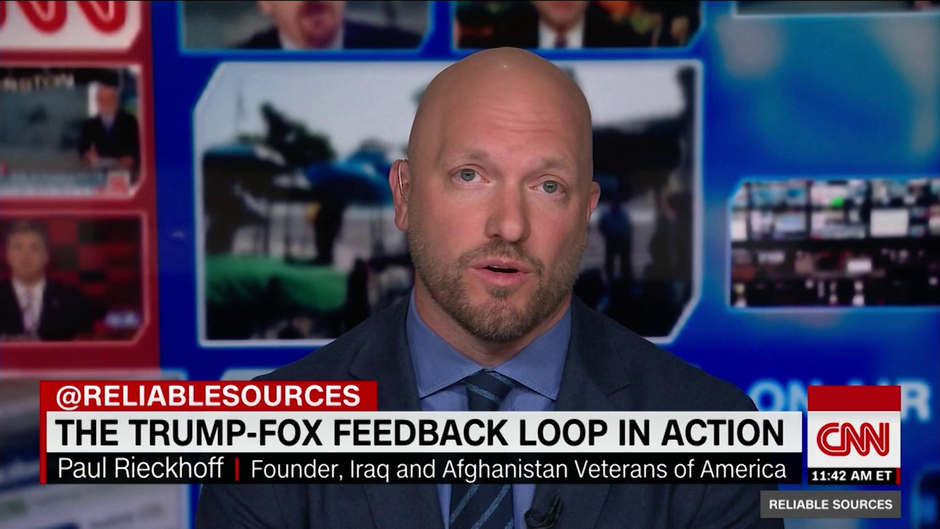 Iraq Vet Warns Trump On Pardoning War Criminals