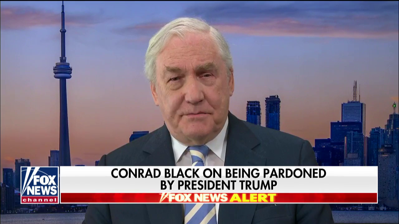 Fox Gives A Warm Welcome To Trump's Newly-Pardoned Corrupt Buddy
