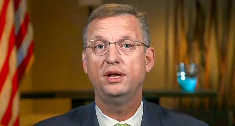 Ranking GOP Rep. Doug Collins: Democrats 'Know They Can't' Impeach Trump