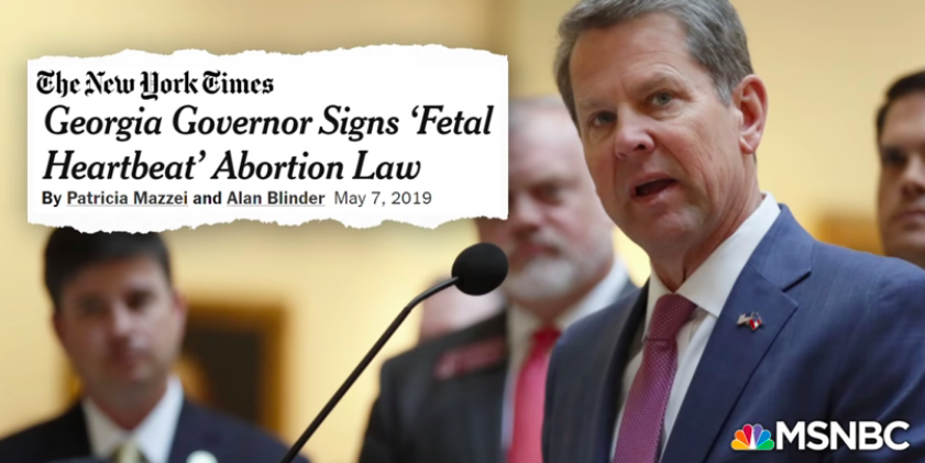 photo image Prosecutors In 5 Georgia Counties Vow Not To Enforce 'Heartbeat' Abortion Law