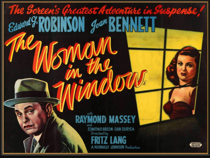 C&L's Sat Nite Chiller Theater: The Woman In The Window (1944)