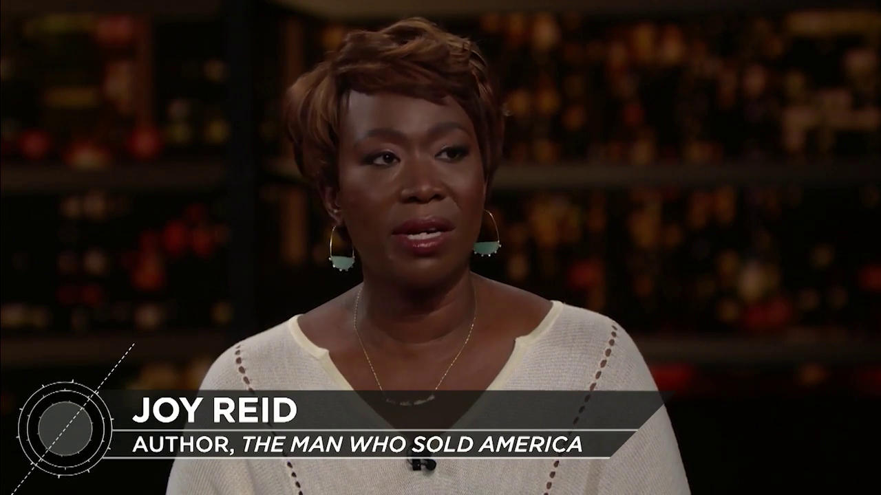 Joy Reid Explains Why It's Going To Be Hard To Recover From Damage Being Done By Trump