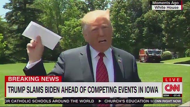 Trump Mocks Americans With His Hidden Deal Trick