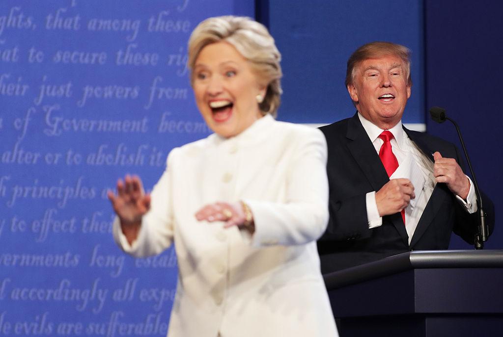 Hillary Clinton TORCHES Donald Trump Over Insane Google Conspiracy Theory