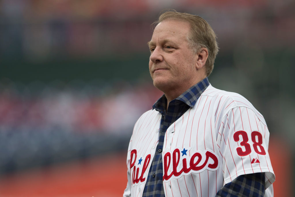 photo image Curt Schilling Weighing Bid For Congress, Trump Endorses