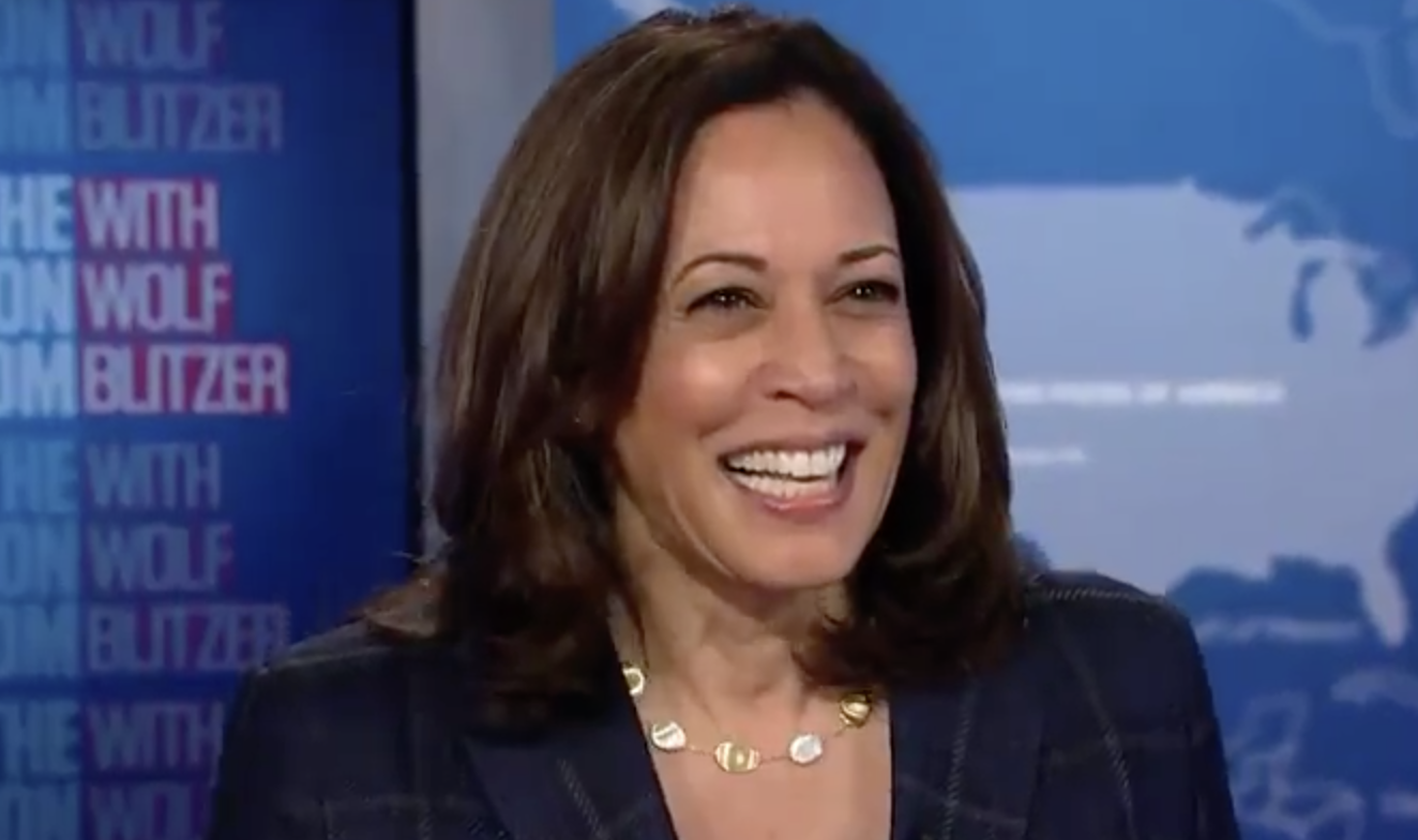 Kamala Harris Melts Into Laughter At Steve King And Ken Cuccinelli: 'What Is That?'