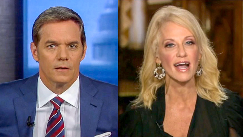 Kellyanne Conway Says It's Unconstitutional To 'Embarrass' Trump With Impeachment Inquiries