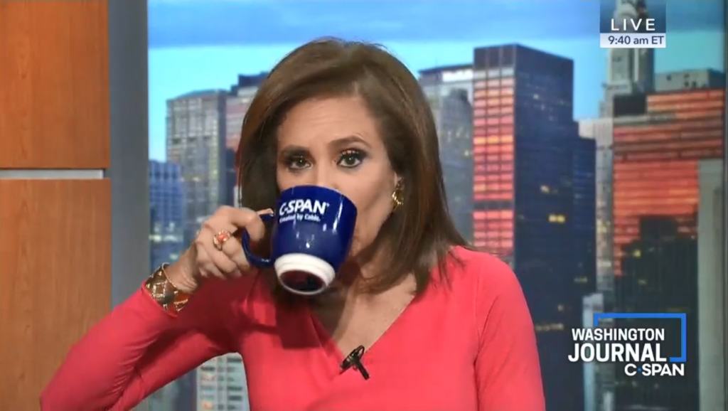 C-SPAN Caller Rips 'Judge' Jeanine Pirro Over Anti-Immigrant Rhetoric: 'You Know Better'