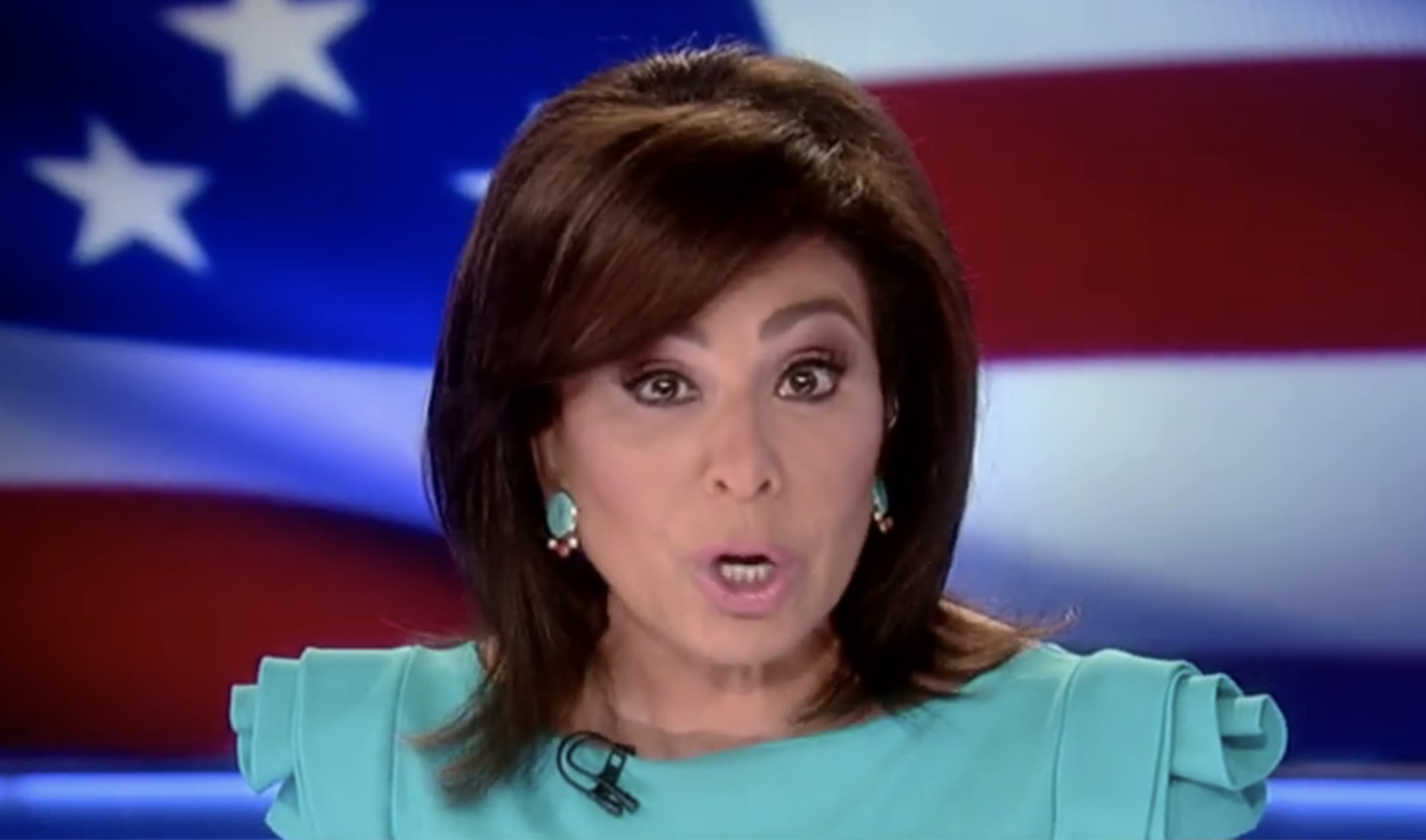 Jeanine Pirro Whines About Fox News On Hot Mic: 'I'm Not Going To Get Fired'