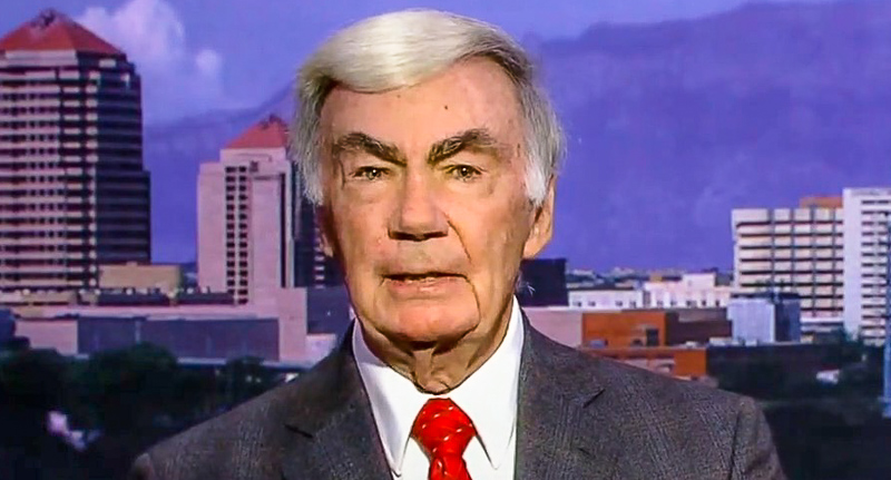 Sam Donaldson: Trump Fans Want A 'White Christian Country' They Can Never Get Back