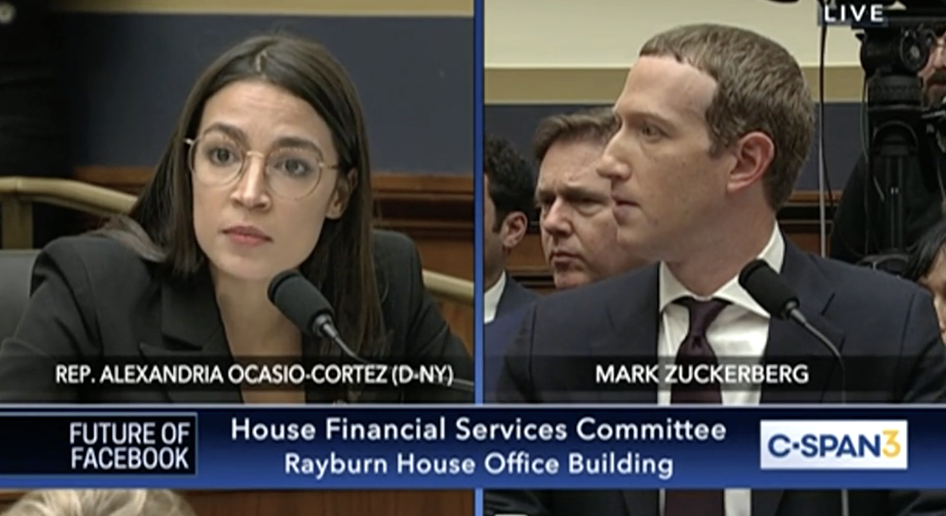 Mark Zuckerberg Falters Under AOC's Grilling: 'Lying Is Bad'