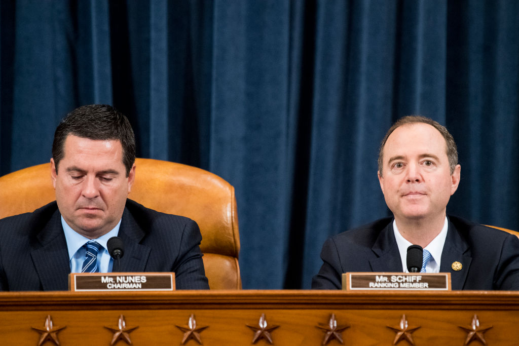 photo image Adam Schiff Gives Republicans 72 Hours To Name Witnesses They Want For Public Hearings