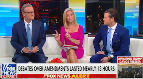 Fox & Friends Suggests Viewers Skip 'Boring' Impeachment Trial And Just Get Fox Spin