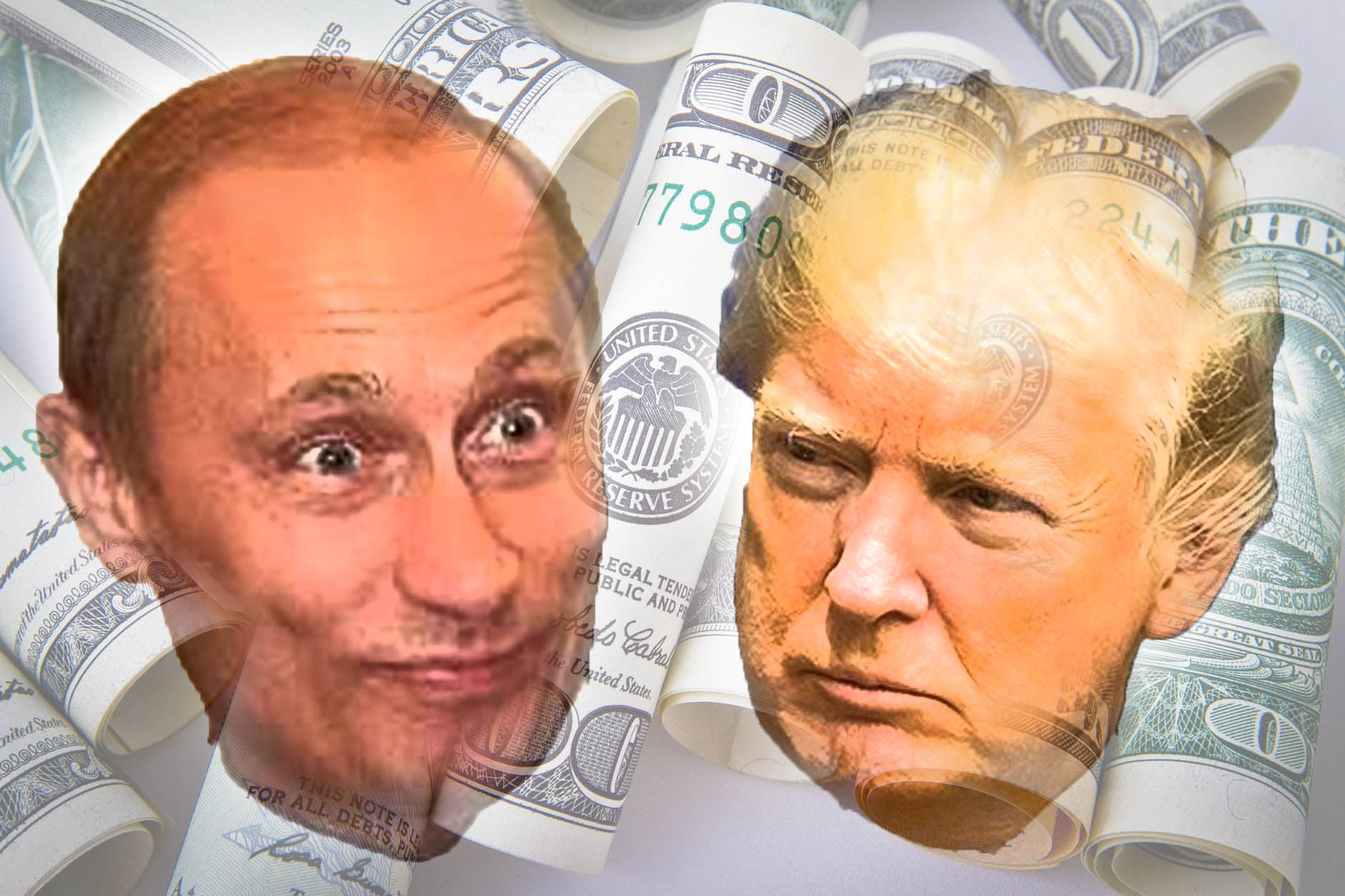 Bombshell Report: Trump's Deutsche Bank Loans Were Backed By Russia