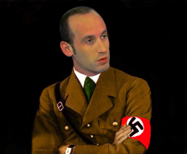 It's Married. Stephen Miller Takes A Bride And Twitter Convulses