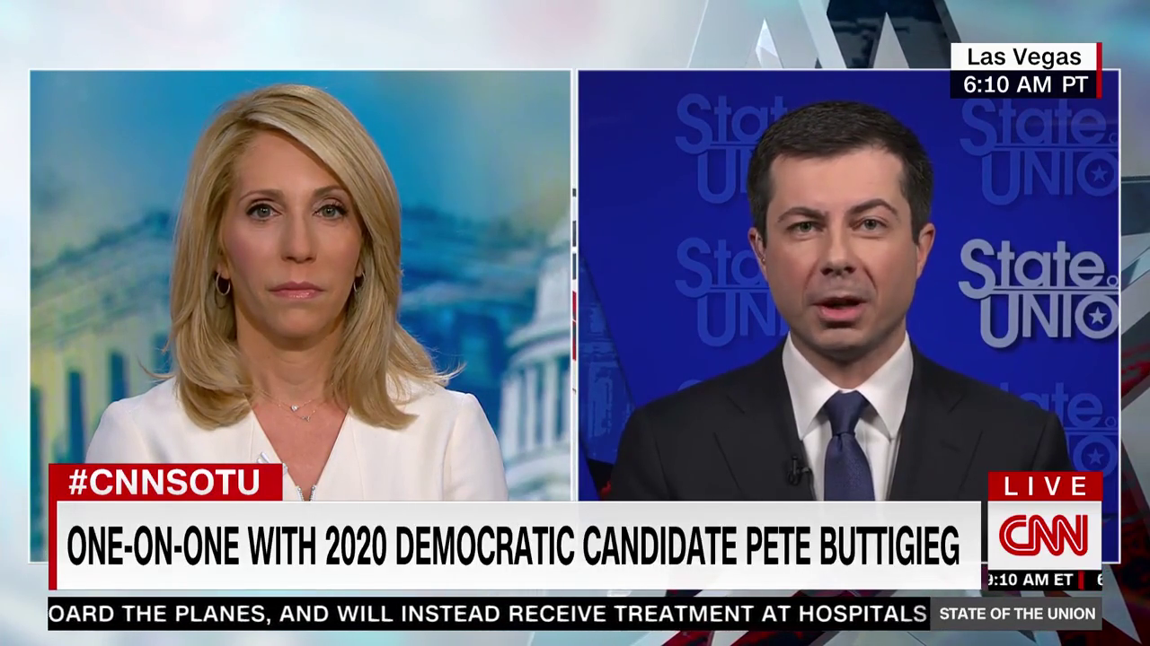 Pete Buttigieg: 'I'm Not Going To Take Lectures On Family Values From The Likes Of Rush Limbaugh'