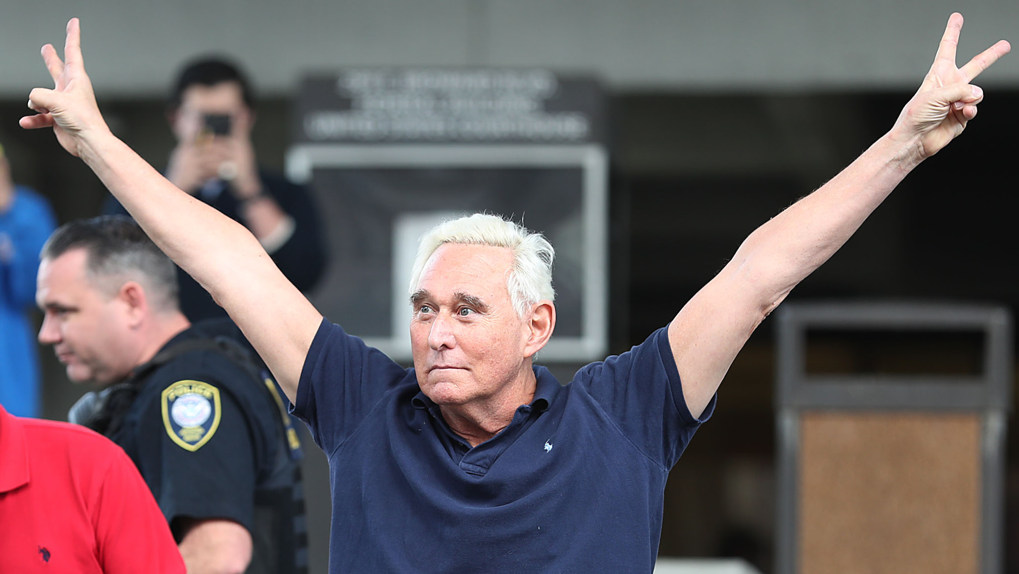 Judge In Roger Stone Trial Rips Defense For Not Googling Jurors