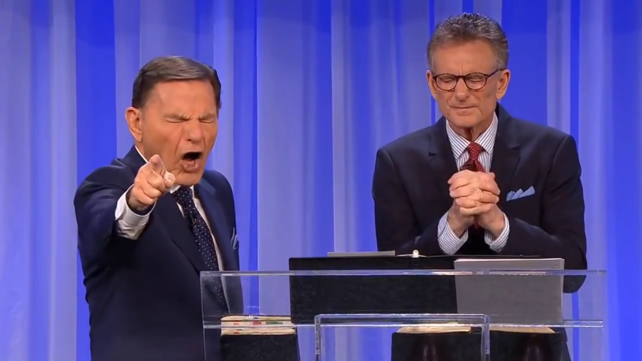 Televangelist Declares Coronavirus 'Finished', Commands God To Eradicate It