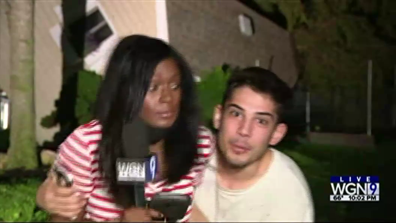 Man Arrested After Grabbing Reporter, Yelling 'F*ck Her Right In The P*ssy' During Live Shot