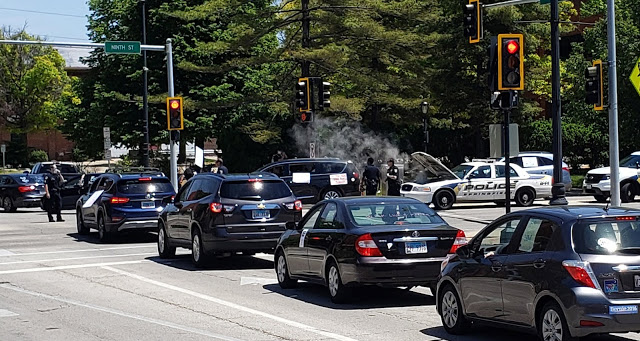 The Peaceful Protest Of Over 4,000 Cars You Didn't See On Cable TV