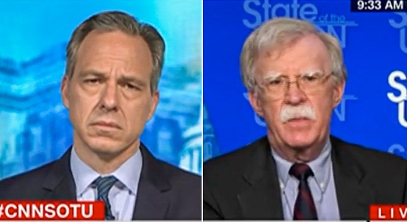 John Bolton On Trump 2020: 'There's Really No Limit On What He Might Do In A Second Term'