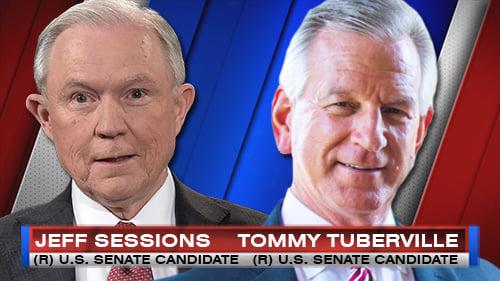 Republicans In Disarray: Alabama US Senate Edition