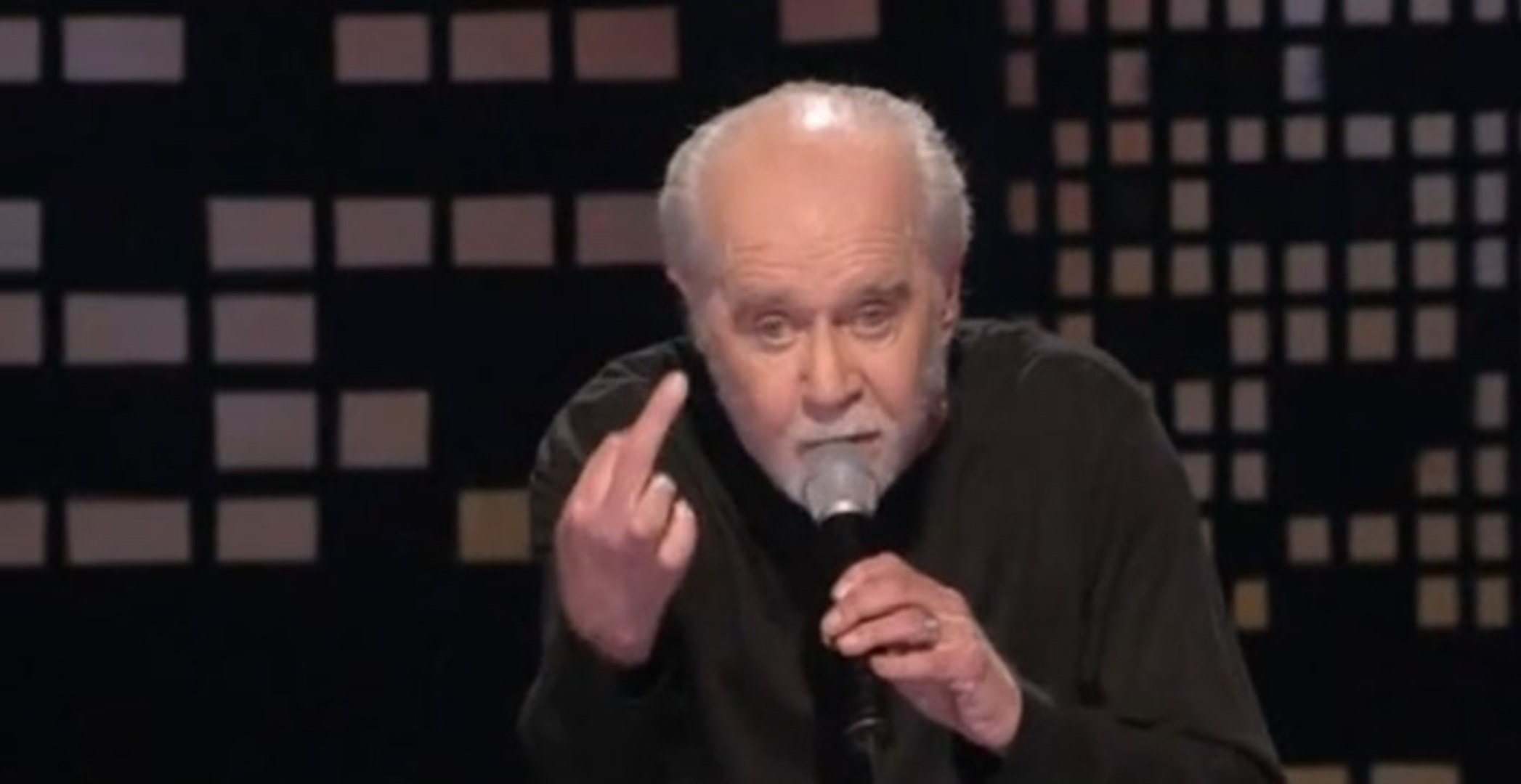 George Carlin Comes Back From The Dead: Wake Up, America