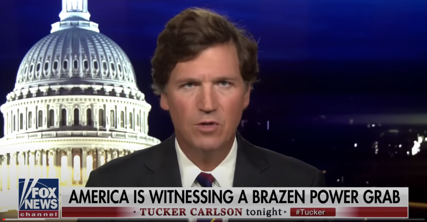 Tucker Carlson's Obama Smear Is Not Only Racist — It's Another Dog Whistle For Violence
