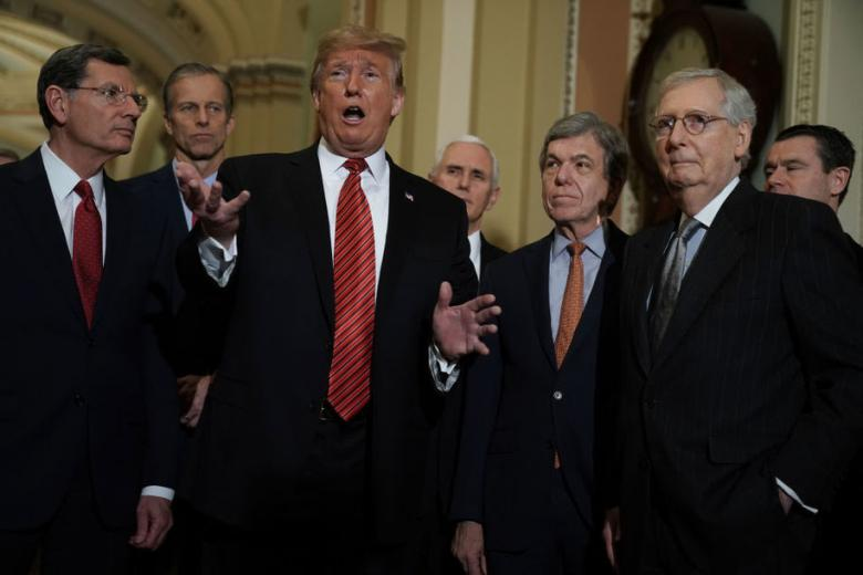 Republicans Think They're Bulletproof