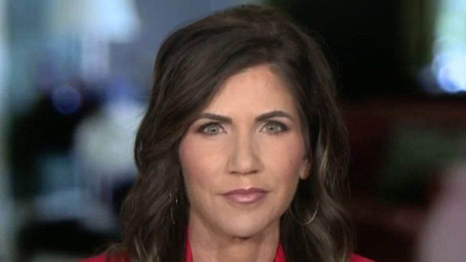 Kristi Noem Throws Hissy Fit Over Report Finding Sturgis To Be A 'Superspreader' Event
