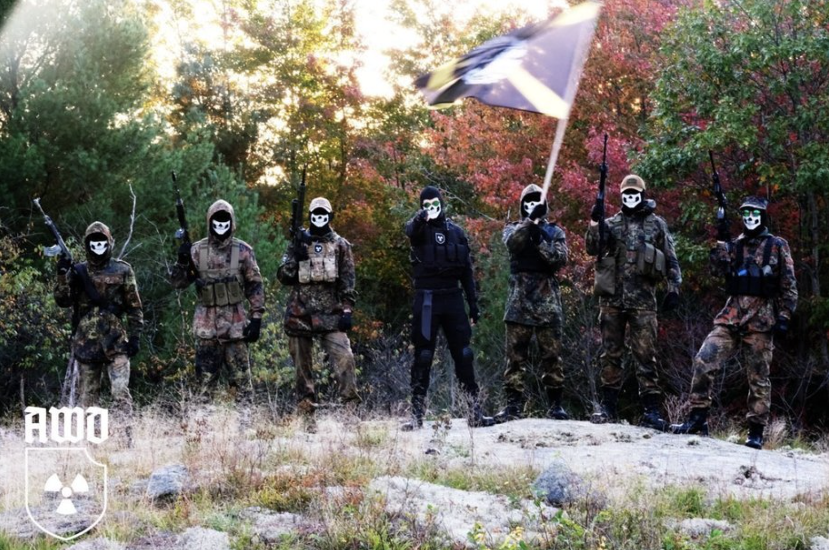 Gang Of Ex-Marines And An Ex-Porn Star Moved To Idaho To Create Nazi 'Death Squad'