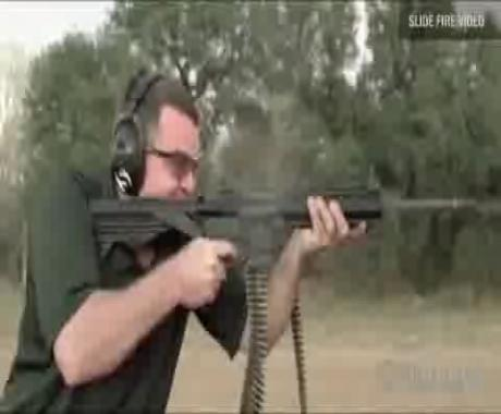 Legal Loophole Allows New Belt-Fed AR-15 That Sprays ...