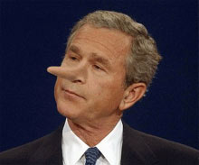 Bush Lies About Iraq