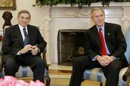 Wolfowitz-Bush-Resign