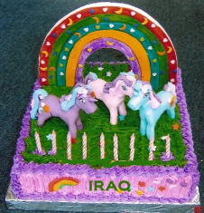happy war cake