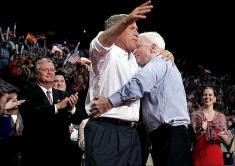 the mccain hug
