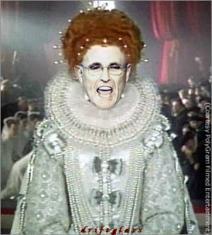 Rudy as Elizabeth I by Driftglass http://driftglass.blogspot.com
