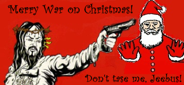 Merry War on Christmas