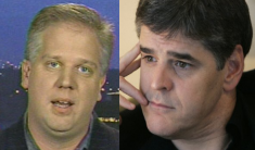 beck and hannity phd.