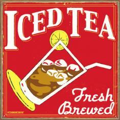 where's my … iced tea Bill O?