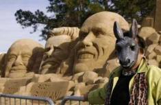 republican Sand castle