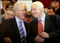 Lieberman and McCain