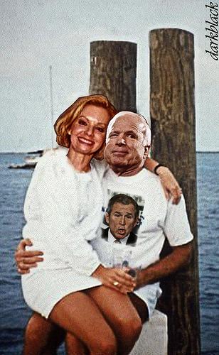 McCain's Monkey Business by darkblack darkblack999.blogspot.com