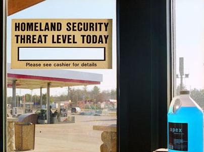 homeland security see cashier for details