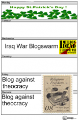 to do list for bloggers and blog readers